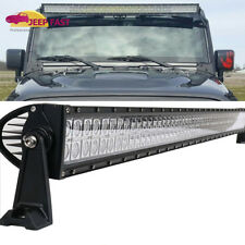 OSRAM 50 Inch Flood Spot Beam LED Work Light Bar Fit for Hummer JEEP Tractors