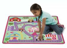 New Melissa and Doug Disney Minnie Mouse Activity Rug with Vehicles