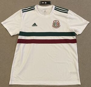 Adidas Mexico 2018 Away Jersey BQ4689 Men's Size XL $90
