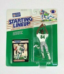 1989 Starting Lineup Keith Jackson Philadelphia Eagles Action Figure