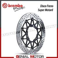 Disco Freno Brembo SUPER MOTARD per HONDA CRF 450 Super Motard Ø 320 x 5,5 mm