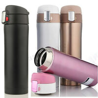 17oz Thermos Coffee Tea Travel Mug Stainless Steel Vacuum Flask Water Bottle Cup