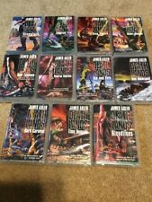 Death lands Audio Tapes By James Axler Lot Of 11
