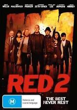 RED 2 : NEW DVD