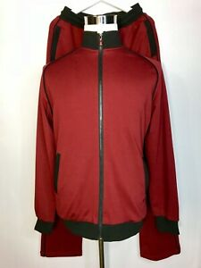 Castello d'Oro Tracksuit Embroideries Metal Badges Leather Pockets Cotton 58/4XL