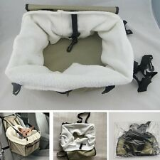 Small Dog/Cat Pet Safety Car Booster Seat Dog Carrier Hammock Safety Basket