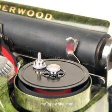 Set of 2 Spool Thumb Screws for Underwood Standard Portable Typewriter