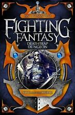 Deathtrap Dungeon (Fighting Fantasy),Ian Livingstone