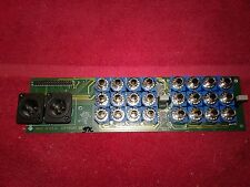 Main Output/ Tape Out Board for Mackie 24.8 Part #055-013-00 REV