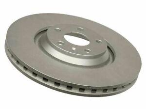 Brake Rotor For 08-15 Audi TT Quattro TTS HW49X1 Brake Disc -- Coated ATE