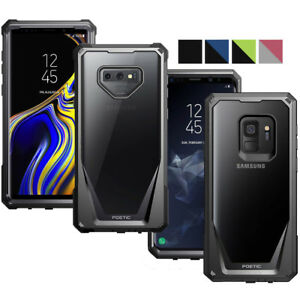 For Samsung Galaxy Note 9 S9 S9 Plus Phone Cover with Built-in-Screen Protector