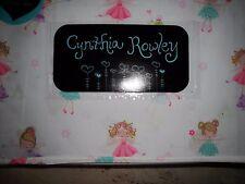 CYNTHIA ROWLEY KIDS SHEET SET FULL 4 PIECE NWT ADORABLE