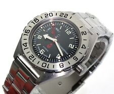 Vostok Komandirskie  russian military watch GMT 650539