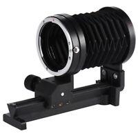 Macro Entension Bellows Focusing Attachments Accessory for Canon EOS EF Camera√√