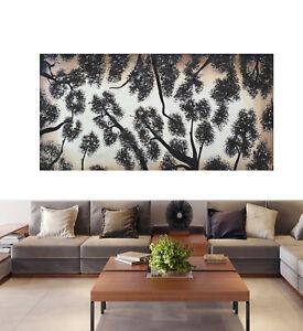 "Original Art Painting Canvas Trees of heaven Forest Landscape Australia 78"" x47"""