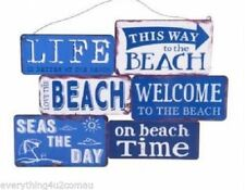 Unbranded Contemporary Decorative Hanging Signs