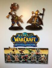 WOW World of Warcraft Miniatures Core Mini Complete Set (70) Minis New Sealed!