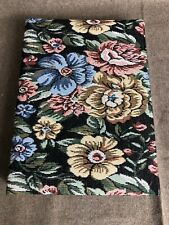 Vintage Floral Tapestry Photo Album 300 Pics 3.5x5