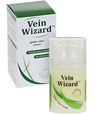 Vein Wizard Spider Vein Healing Cream with Horse Chestnut Extract & Vitamin K