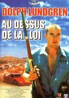 DVD Au dessus de la loi Dolph Lundgren Occasion