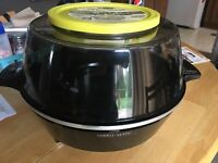 Vintage Mirro-Matic Popcorn Popper 4 Quart Pop 'N' Serve
