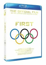First - The Official Film of the London 2012 Olympic Games [Blu-ray] NEU Olympia