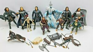 Lord of the Rings Job lot action Figures toybiz