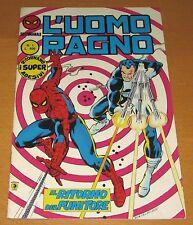Uomo Ragno n. 1 - Seconda Serie - Edizione Corno 1982 - Spiderman