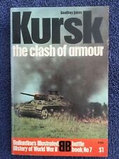 KURSK Ballantine's Illustrated History of WWII Battle Book # 7