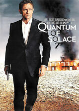 James Bond 007 ~ Quantum of Solace ~ DVD  WideScreen ~ FREE Shipping Within USA