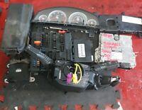 VAUXHALL SIGNUM 2004 3.0 DCI 24V DIESEL ECU LOCK SET KIT #6281