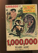 1,000,000 YEARS AGO #1 (4.5) JOE KUBERT!! 1953