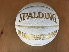 Undefeated spalding Basketball Limited Edition Supreme