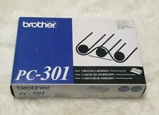 Genuine Brother OEM PC-301 Printer Cartridge NIB