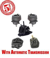 Engine And Transmission Mounts For Acura Legend 1993 1995 With At Only