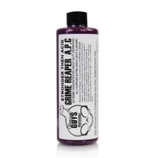 Chemical Guys CLD_104_16 - Grime Reaper Extremely Strong Degreaser (16 oz)