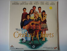 Crooked Hearts 1991 Laser Disc - NEW - Julliet Lewis - Vincent D'Onofrio - nMint