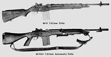 M14 Rifle Army training film DVD w/ Field Tech Manuals