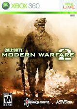Xbox 360 : Call of Duty Modern Warfare 2 VideoGames