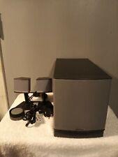 Bose Companion 3 Series ii Computer Speaker System
