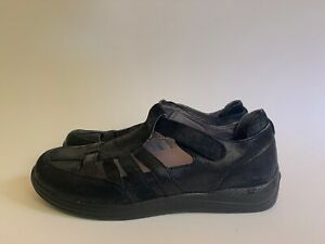 DREW Ginger Casual Therapeutic Shoes Women's Fisherman Comfort  Size 9.5 W