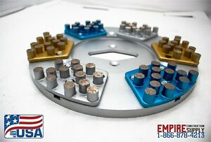 """9"""" Magnetic Plate To Fit Lavina Machines"""