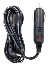1.3mm Radar Detector Straight Cord w/LED Indicator for Cobra, Whistler & Uniden
