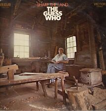 The Guess Who Vinyl LP RCA Victor Records, 1970, LSP-4359, Share the Land ~Good