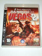 "Rainbow Six Vegas 2 Playstation 3 PS3 ""FREE UK  P&P"""
