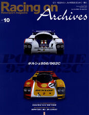 [BOOK] Racing on Archives vol.10 Porsche 956 962C Le Mans Jacky Ickx Japan
