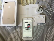 Apple iPhone 7+ Plus - Gold - 32GB  (Vodafone & Boxed)