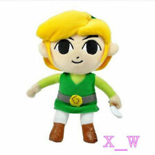 18cm Zelda Link Plush HOT TV Toys Toy Collectible Plush Video Game Waker