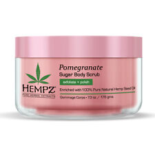 Hempz Pomegranate Sugar Body Scrub 176g