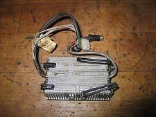 Radio-AMPLIFICATORE AMPLIFICATORE Panasonic rm-m1150/BOOSTER/HONDA GL 1200 GOLDWING